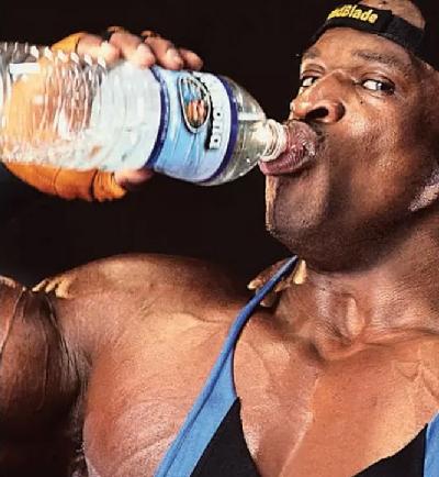 creatine dehydration