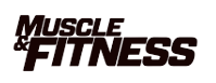 Muscle and Fitness logo