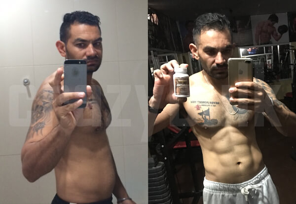 clenbuterol results