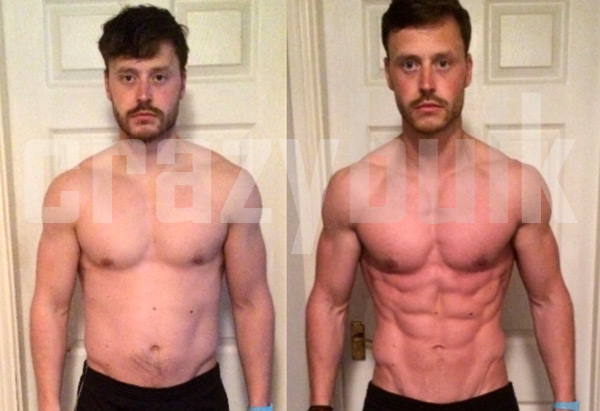 legal clenbuterol before and after