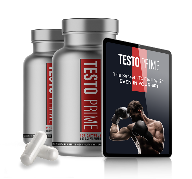 TestoPrime Reviews: Compared vs Other Test Boosters (See Who Wins)