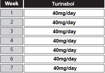turinabol only cycle for men