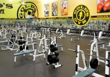 modern golds gym