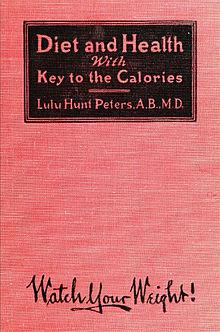 calories book