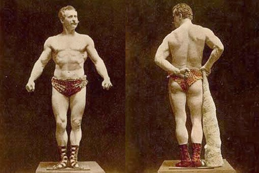 bodybuilding's first competition