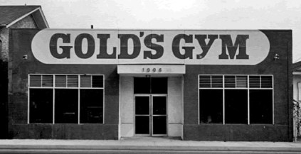 The History of Gold's Gym