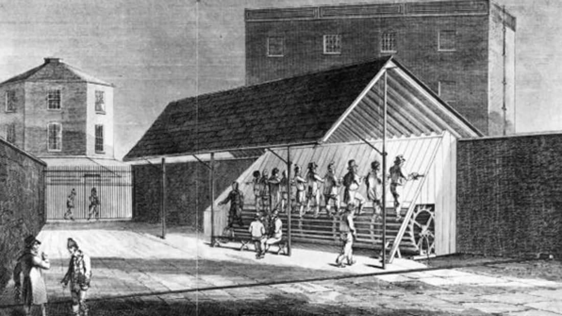 treadmill prison
