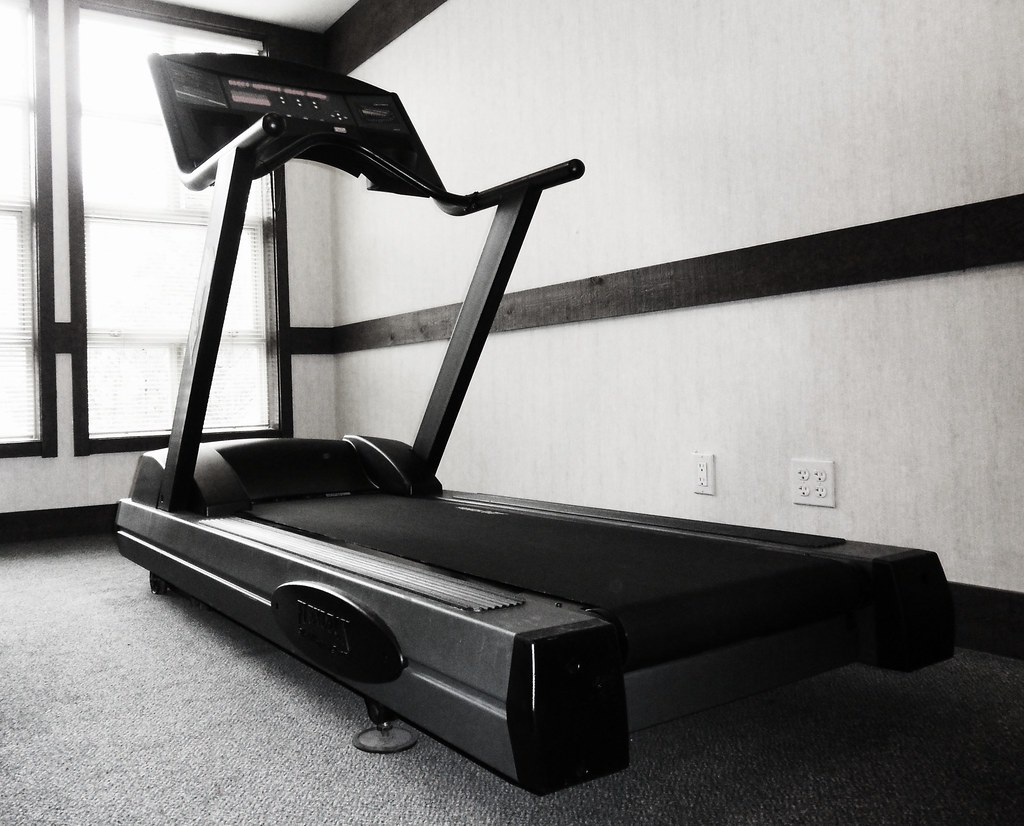 A Brief History of the Treadmill